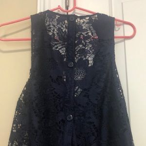 BB Dakota Pants - NWT Bb dakota jeanette lace romper